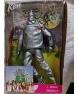 1999 Wizard of Oz Barbie Collection KEN as the Tin Man Doll NIB ! 25815 ... - $29.99