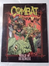 World of Darkness : Combat by Ethan Skemp VG - $8.55