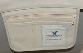American Eagle Outfitters 7457 AE Beachcomber Tote Color OffWhite image 5