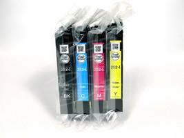 Epson 252i Initialization Ink Cartridges WF-7610 WF-7620 WF-7110 WF-7720 WF-3640 - $24.99