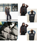Kpop EXO Reversible Down Fill Cotton Vest COMMING OVER Coat Jacket Chany... - $15.99