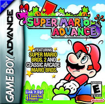 Super Mario Advance (Nintendo Game Boy Advance,... - $20.00