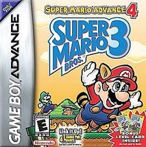 Super Mario Advance 4: Super Mario Bros. 3 (Nin... - $20.00