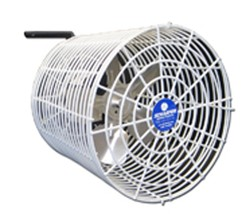 8 in. Schaefer, Versa-Kool Circulation Fan. Model VK-8.115 volt, 466 cfm. - $179.00