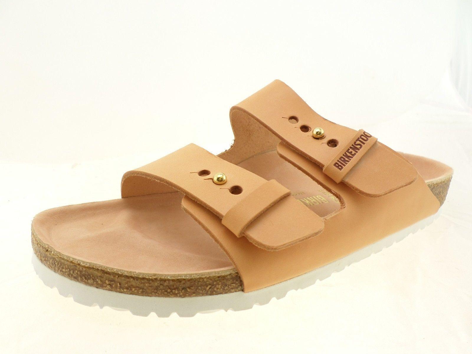 birkenstock arizona urban womens sandals 653123 natural powder size 42 sandals flip flops. Black Bedroom Furniture Sets. Home Design Ideas