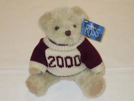 """Russ """"Halls Of Ivy"""" Varsity Bear - 1716 - $7.50"""