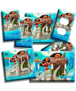 MOANA MAUI PUA PIG CHICKEN HEI LIGHT SWITCH WAL... - $7.99 - $17.59