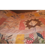 "Antique Quilt , needs to be mended , 89 "" x 148""  - $25.00"