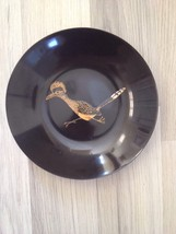 Couroc Monterey Of California Road Runner Bowl Inlaid Vintage - $13.37