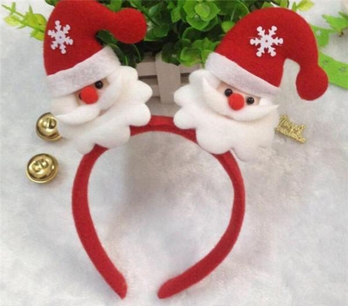Christmas LED Light Hair Band Headband Accessories