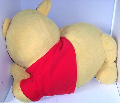 Disney Big Winnie Pooh Bear Plush Toy Floor Pillow Sleeping Stuffed Animal - Plush Toys