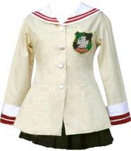 Clannad Fuko Ibuki cosplay costume School Uniform - $85.04