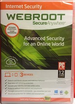 Webroot SecureAnywhere Internet Security (3-Dev... - $3.99