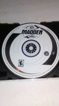 Madden Nfl 2001 Pc Cd Rom Electronic Arts Ea Sports Disc - $43.98