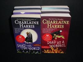 Lot of 6 Charlaine Harris Novels Paperback Books Pb - $7.87