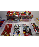 50 LEGO DOORS WINDOWS FENCES PIECES LOT house town city - $29.09