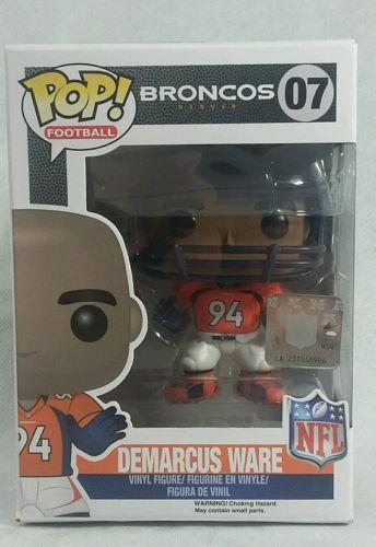 Denver Broncos NFL Funko POP Vinyl Figure: Demarcus Ware