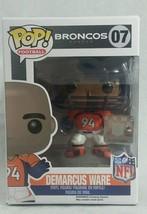 Denver Broncos NFL Funko POP Vinyl Figure: Demarcus Ware - $14.01