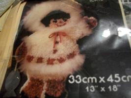 Tuktu Eskimo Canvas Pillow Kit - $50.00