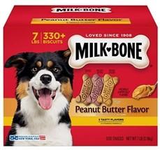 Milk-Bone Peanut Butter Flavor Dog Treats Variety Pack Biscuits Small M... - $37.10
