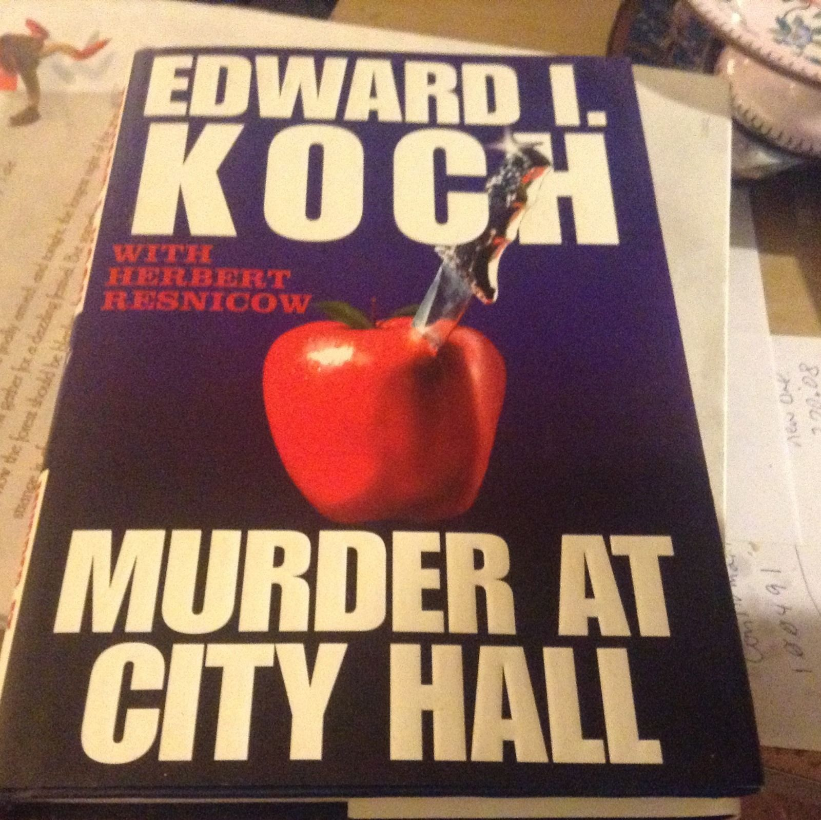 """death in justice edward i koch summary Mayor ed koch """"death and justice: how capital punishment affirms life"""" claim: i support the death penalty  qualifier: for heinous crimes of murder."""
