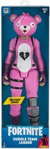Fortnite Pink Bear Lady FNT0081 Victory Series Cuddle Team Leader Action... - $16.79