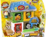 The Ugglys Pet Shop S1 Pet Store w/ Exclusive Manic Monkey figurine
