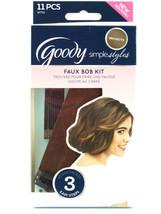 Goody Simple Styles Faux Bob Kit 11PCS. - (07752) - $7.99