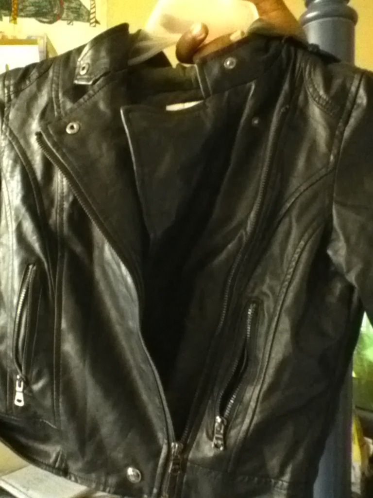 JESSICA SIMPSON girls JACKET SIZE MEDIUM 8 -10