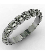 Skull Wedding Band Temple of the Ancient Dragon  - $109.00 - $119.00
