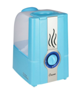 1 Gal. Portable Warm Mist Humidifier - Aqua by Crane New - $45.53