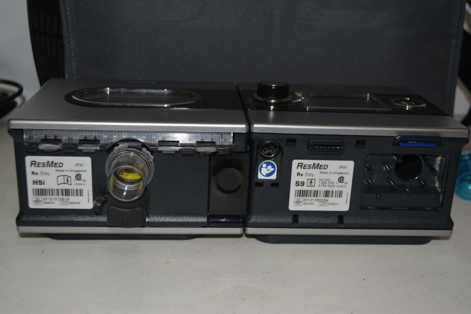 cpap machine memory card