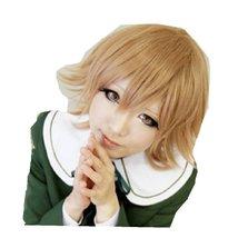 Danganronpa Dangan-Ronpa Chihiro Fujisaki cosplay costume wig - $34.54