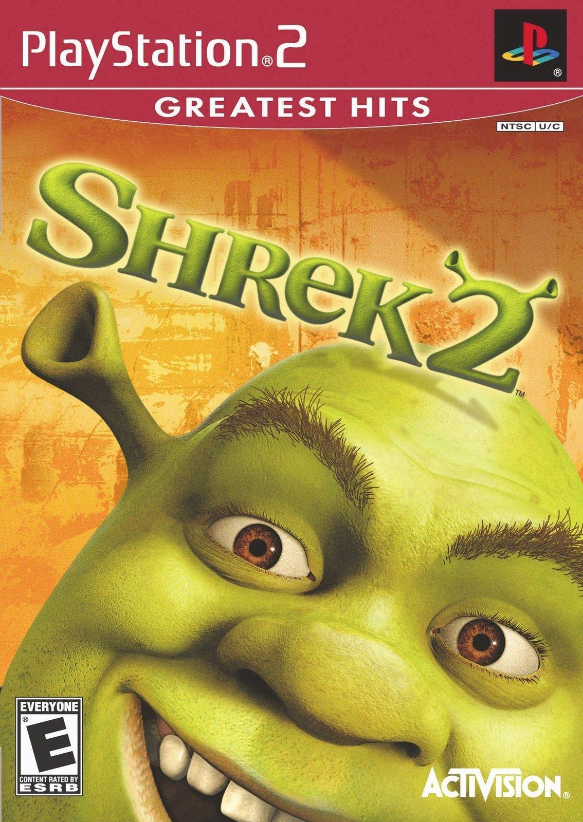 Shrek 2 - PlayStation 2 [PlayStation2]
