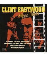 Clint Eastwood Movie Themes [Audio CD] Various Artists - $11.10
