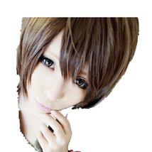 Durarara!! Orihara Kururi cosplay costume wig - $34.54