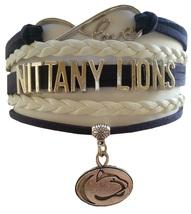 Penn State Nittany Lions Fan Shop Infinity Bracelet Jewelry - $12.99