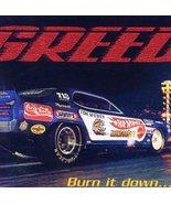 Burn It Down [Audio CD] Greed - $5.51
