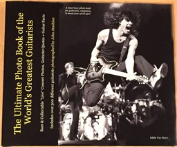 Ultimate Photo Book of the World's Great Guitarists - Soft Cover - Lite ... - $34.95