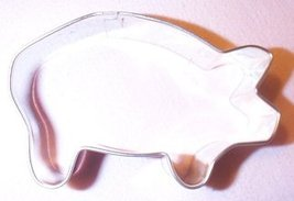 Pig cookie cutter - marranitos cookies - $6.00