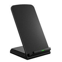 Wireless Cell Phone Charging Stand Works on Qi Enabled Devices Best Gift... - $42.79