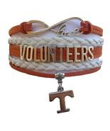 University of Tennessee UT Volunteers Fan Shop Infinity Bracelet Jewelry - $12.99