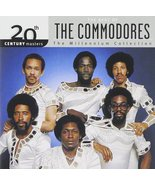 20th Century Masters: The Best of The Commodores - The Millennium Collec... - $16.00