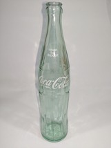 Vintage Green 16 oz. Returnable Coke Bottle Columbia South Carolina ETVB - $6.11