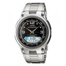 Casio AW-82D-1A Men's Analog Digital Chronograph Alarm Fishing Gear Spor... - $33.75