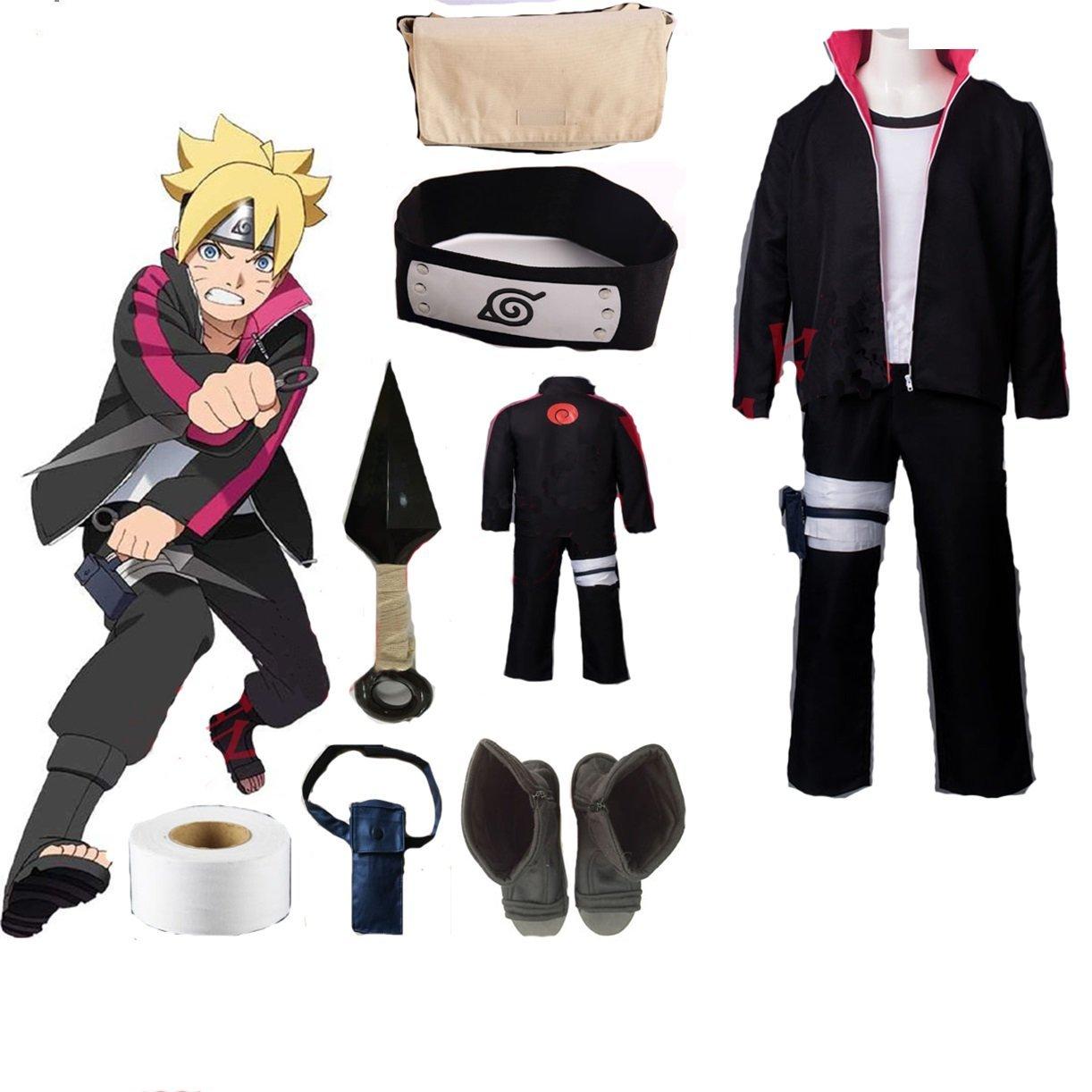 Boruto Naruto Boruto Uzumaki cosplay costume - Preschool ...