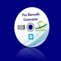 Professional QR Code Barcode Generator Software Creator Maker STUDIO WIN... - $9.79