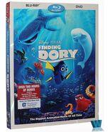 Finding Dory Blu-Ray - $8.95