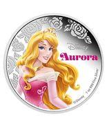 1 oz. Fine Silver Coin - Disney Princess - Aurora (2015) - $155.00