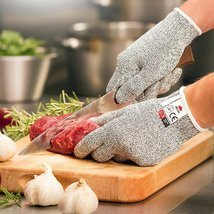 AntiCut™ Gloves - Cut Resistant Kitchen Gloves - $13.95